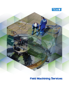 TEAM Field Machining Brochure