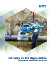 TEAM Hot Tap and Line Intervention Brochure